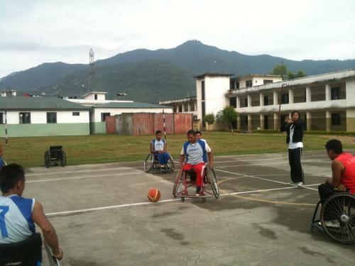 During Training Period